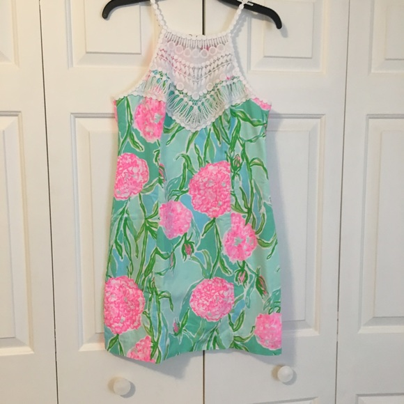 4ca4d38c5916e0 Lilly Pulitzer Dresses & Skirts - Lilly pulitzer going stag Pearl dress  size 6